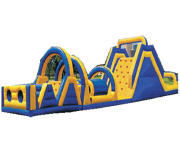 505 Yellow Obstacle Course  40x12x15 @
