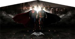Super man/Batman/Wonder Woman banner