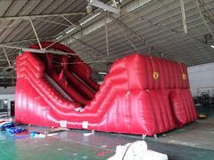 Red Raider Double slide Wet  36 x 15 x 18
