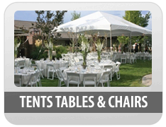 Tents, Tables, Chairs and More