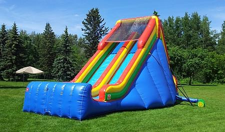 Best Inflatable Slide in Edmonton