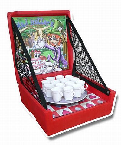 Madd Hatters Tabletop Carnival Game
