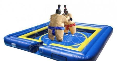 Sumo Suits with Ring (Adult)