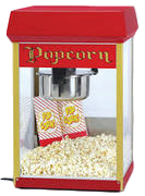 Popcorn Machine - 8oz Tabletop with 50 Free Servings