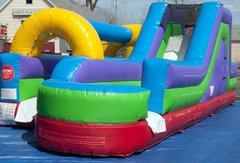 SLIDE/ SLIP-N-SLIDE 2 IN 1 COMBO