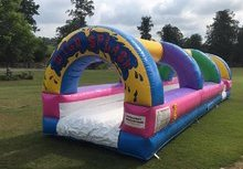 28' LONG WILD SPLASH SINGLE LANE SLIP-N-SLIDE