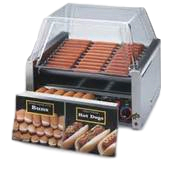 Hot Dog Roller - Holds 30