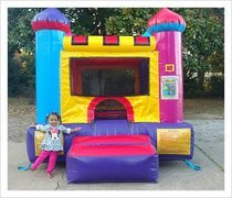 MINI TODDLER BOUNCE CASTLE