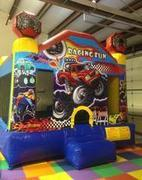 13x13 Racing Fun Bouncer