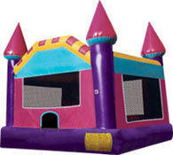 13x13 Dream Castle Bouncer