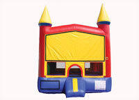 BT-BOU-0-060 - Module - Castle Bounce House 13' X 13'