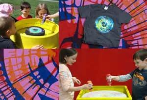BT - Spin Art T-shirt