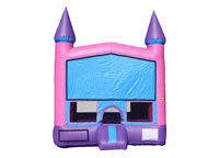 BT-BOU-0-110 - Pink Castle Bounce House 13