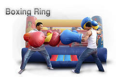 BT-SPO-B13 - 13x13 Inflatable Boxing Ring with Gloves