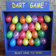 BT - CAR - Dart Board Game