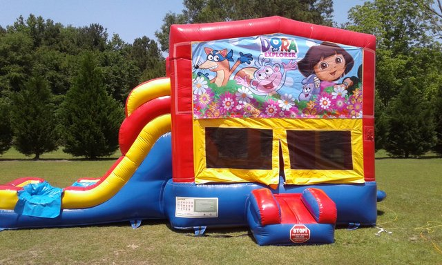 Dora Modular Combo Wet Party Package