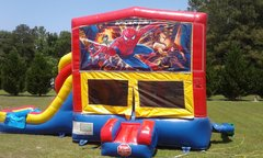 Spiderman Modular Combo Wet Party Package