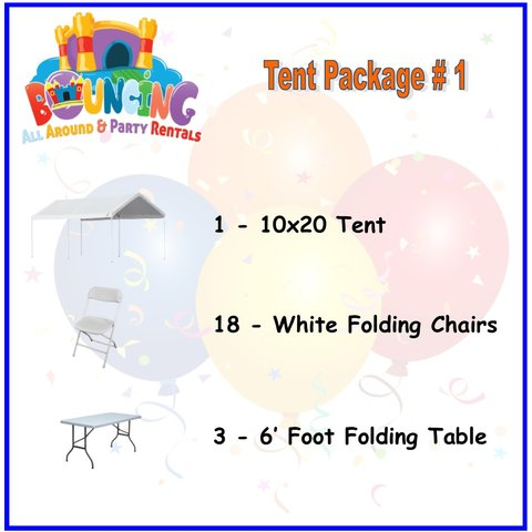 Tent Package #1