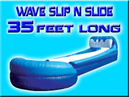 Wave Slip N Slide