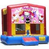 Hello Kitty Bounce House