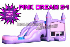 Pink Dream 5-1 with Waterslide