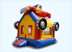 XL Monster Truck Bounce House