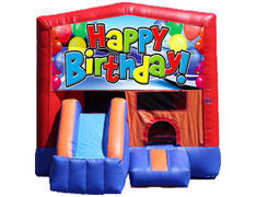 3-in-1 Combo with Front Slide - Happy Birthday (Dry)