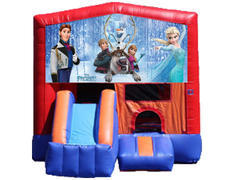 3-in-1 Combo with Front Slide - Frozen 2 (Dry)