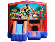3-in-1 Combo with Front Slide - Mickey & Friends (Dry)