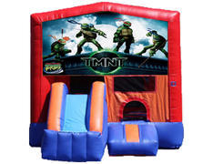 3-in-1 Combo with Front Slide - Teenage Mutant Ninja Turtles (Dry)