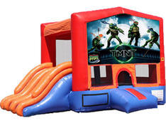 4-in-1 Combo with Double Slides - Teenage Mutant Ninja Turtles (Dry)