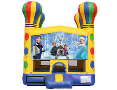 Balloon Bounce House - Frozen (2)