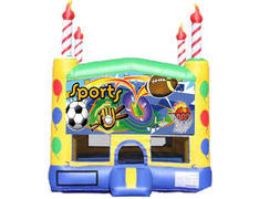 Candle Bounce House - Sports