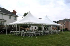 20 x 30 High Peak Frame Tent  Pkg