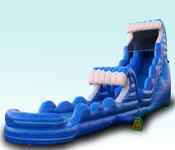 Tsunami Rush Water Slide
