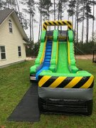 15' BIOHAZARD SLIDE