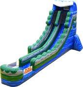 20' ALLIGATOR SLIDE