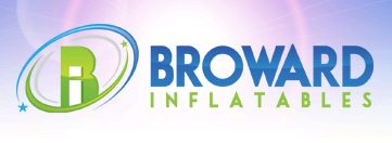 Broward Inflatables Logo