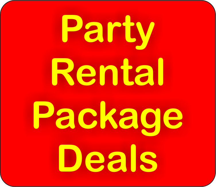 Broward Party Rental Packages. Bundle & Save!