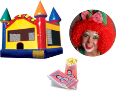 Party Clown Package 3