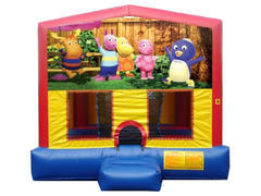 Backyardigans Bounce House