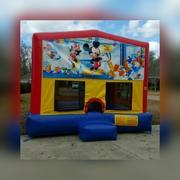 Bounce House - Mickey and Friends