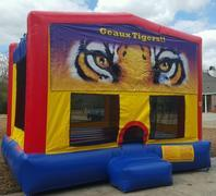 Bounce House - LSU