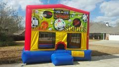 Bounce House - Sports