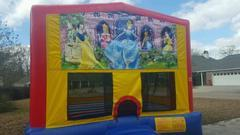 Bounce House -Disney Princess