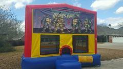 Bounce House - Teenage Mutant Ninja Turtles