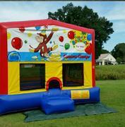 Bounce House -Curious George