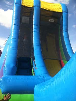 21 Foot Slide-water slide or dry slide