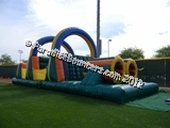 33' Obstacle Course