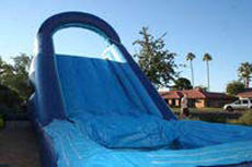Funtastic Water Slide